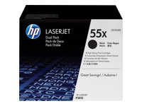 HP Cartouches Laser CE255XD
