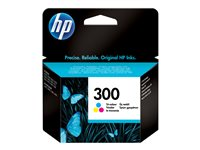 HP 300 Tri-colour Ink Cartridge with Vivera Inks, HP 300 Tri-col