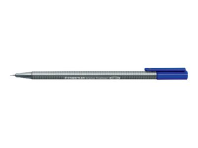 STAEDTLER triplus - Feutre fin - bleu clair - 0.3 mm - très fin