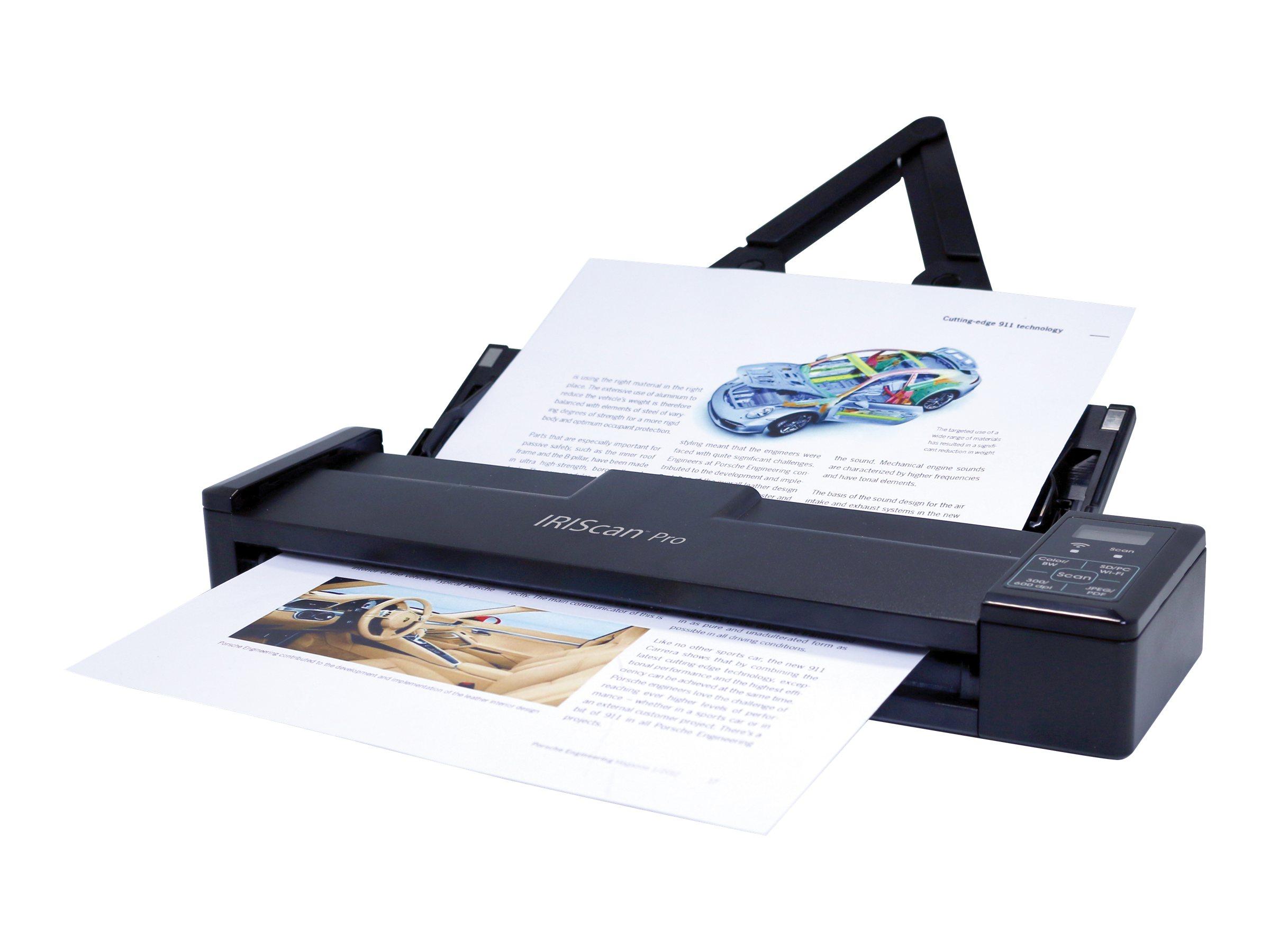 IRIS IRIScan IRIScan Pro 3 Wifi - scanner à feuilles
