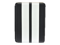 Gear Head Leather Style Executive Portfolio FS3300BLK