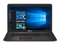 Asus S�rie X X756UQ-TY027T