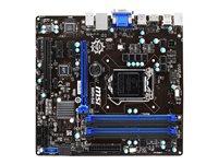 MSI B85M-E45 - Motherboard - micro ATX