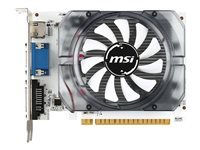MSI GeForce GT730 2G DDR3 DVI-D1 HDMI1 D-SUB1