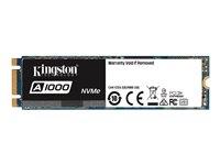 Kingston A1000 - Unidad en estado sólido - 480 GB