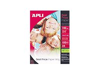 APLI PAPER Best Price - papier photo - 100 feuille(s)