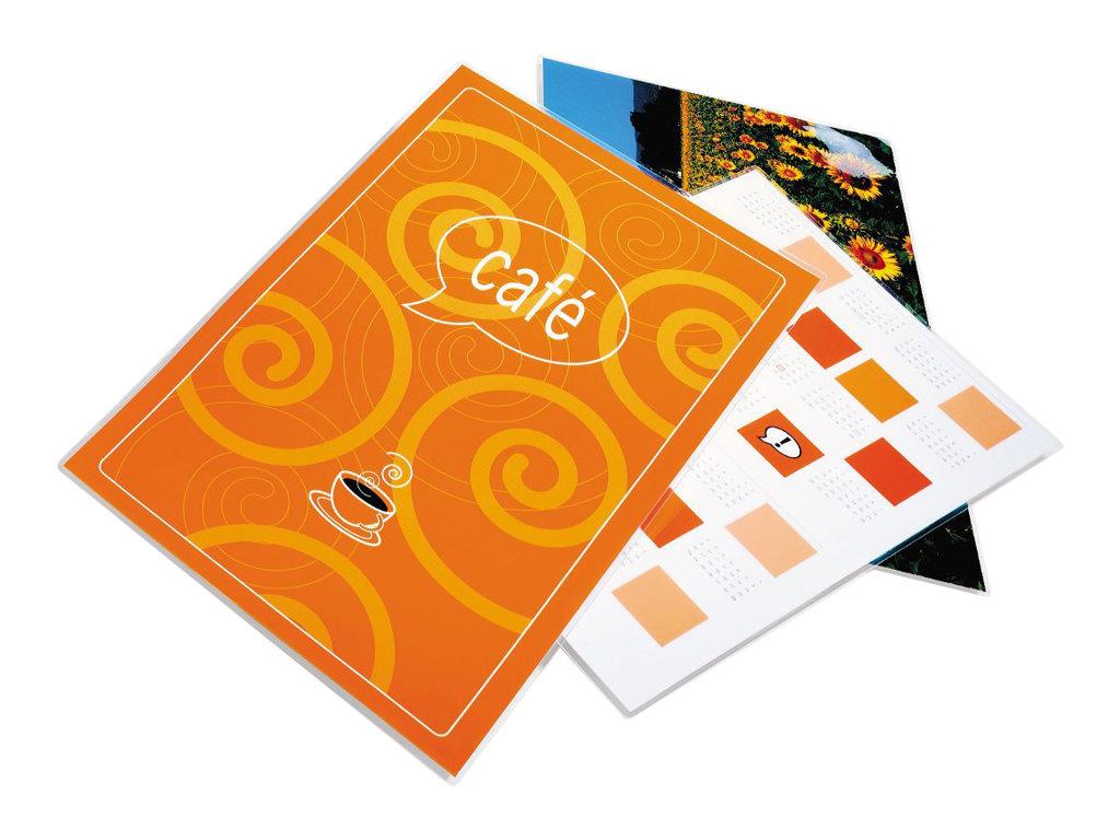 GBC Document Laminating Pouch - pack de 50 - ultra brillant - pochettes plastifiées