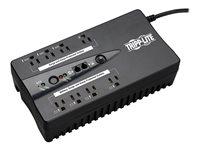 Tripp Lite UPS 550VA 300W Eco Green Battery Back Up Compact 120V USB RJ11