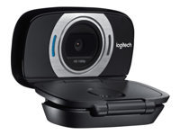 Logitech HD Webcam C615 Webkamera farve 1920 x 1080 audio USB 2.0