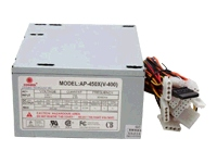 Coolmax 80mm Silent Fan ATX Power Supply V-400