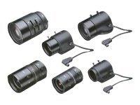 "Bosch LTC 3664/31 - CCTV lens - vari-focal - auto iris - 1/3"" - CS-mount - 3 mm - 8 mm - f/1.0"