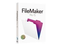 FileMaker Pro (version 15 ) - ensemble de boîtes