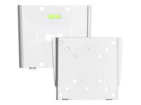 Multibrackets M VESA Wallmount I Wall mount for LCD display sølv