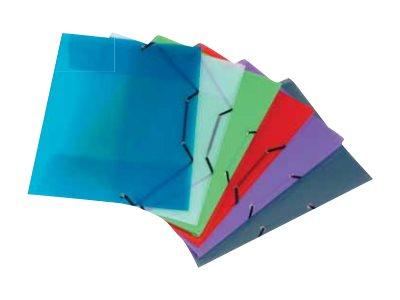 Viquel Propyglass - Chemise à 3 rabats - A3 - disponible dans différentes couleurs