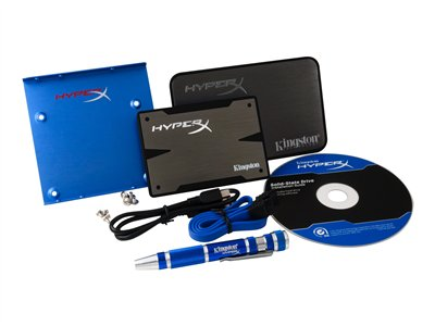Kingston HyperX 3K Upgrade Bundle Kit