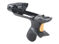 Motorola - Handheld pistol grip handle - for Motorola MC55A0, MC55N0, MC65, MC67; Zebra MC55A0, MC67, MC67 Premium