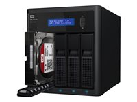 WD My Cloud EX4100 WDBWZE0320KBK - NAS server - 4 bays