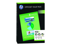 HP 935XL CMY Ink Cartridge OVP Pack, HP 935XL CMY Ink Cartridge