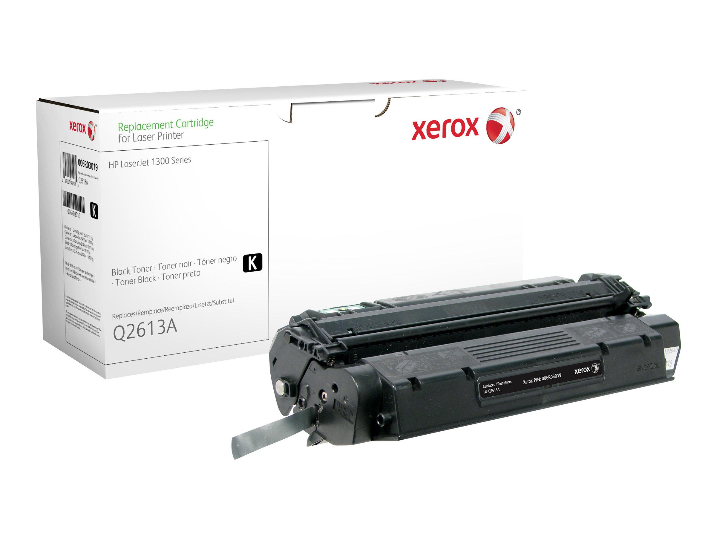Xerox - noir - cartouche de toner (alternative pour: HP Q2613A)