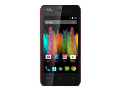 Wiko Kite - Corail - 4G LTE - 4 Go - GSM - smartphone