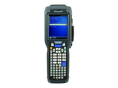 "Honeywell CK75 - Data collection terminal - Win Embedded Handheld 6.5 - 16 GB - 3.5"" color (480 x 640) - barcode reader - (2D imager) - USB host - microSD slot - Wi-Fi, Bluetooth"