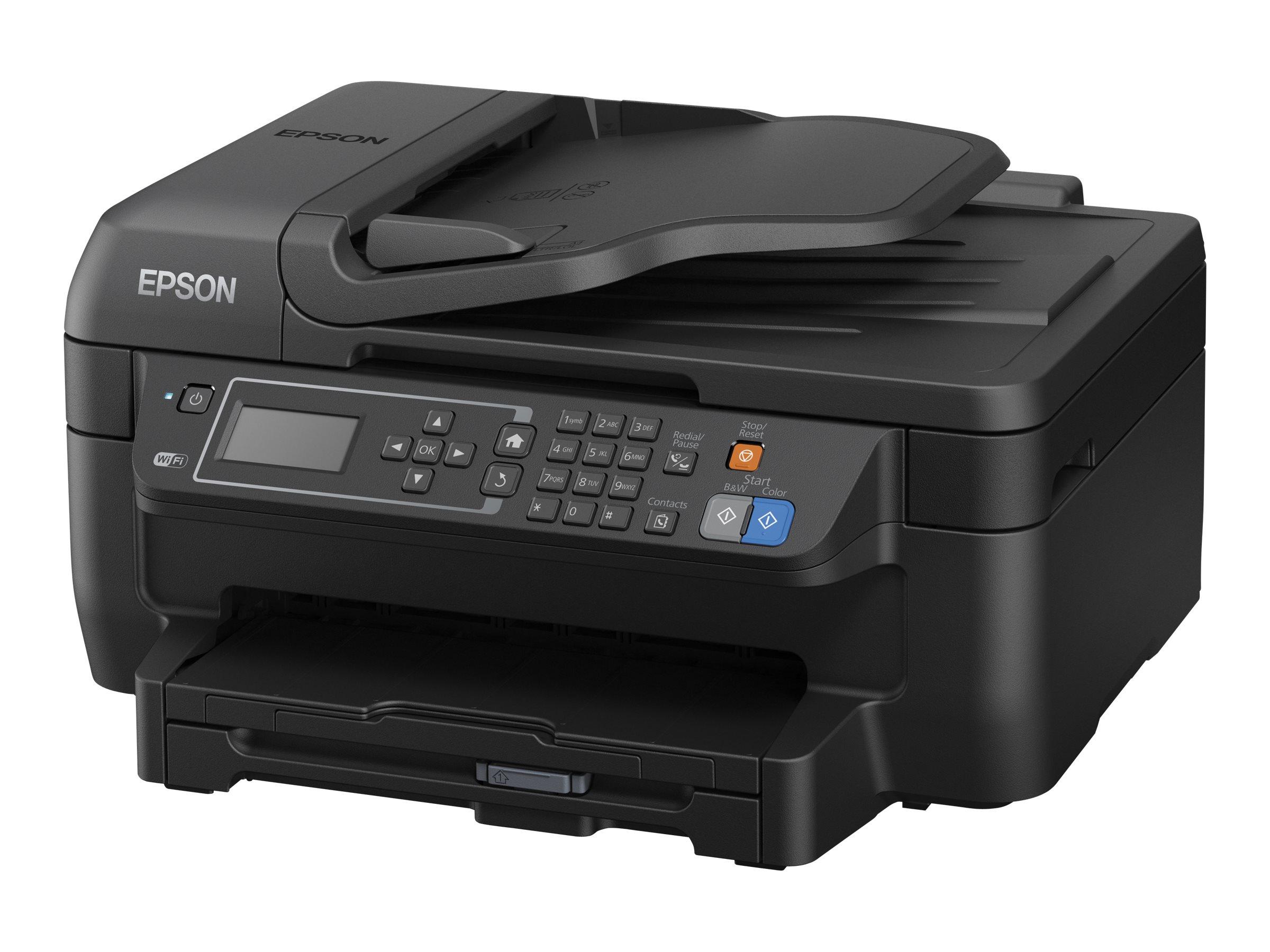 Epson WorkForce WF-2750DWF - imprimante multifonctions ( couleur )