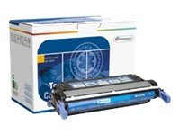 Image of Dataproducts - cyan - remanufactured - toner cartridge ( replaces HP CB401A )