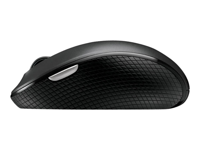 Image of Microsoft Wireless Mobile Mouse 4000 - mouse - 2.4 GHz - graphite