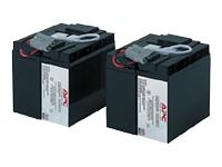 APC Replacement Battery Cartridge #55 - batterie d'onduleur - Acide de plomb