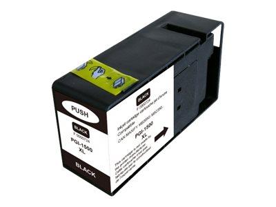 UPrint C-1500XLB - noir - cartouche d'encre (alternative for: Canon PGI-1500XL BK)