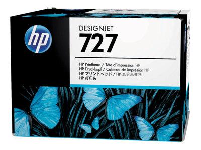 HP 727 - Tisková hlava - pro DesignJet T1500, T1530, T2500, T2530, T3500, T920, T930