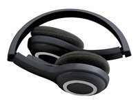 Logitech Wireless Headset H600 - Auricular - en oreja