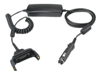Motorola Auto Charge Cable - Power adapter - car - for Motorola MC55, MC55N0, MC67; Zebra MC55A0, MC67, MC67 Premium