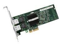 Intel PRO/1000 PT Dual Port Server Adapter Netværksadapter PCIe x4