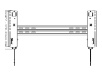 NEC WMK-3255S - Wall mount for LCD display - screen size: 32