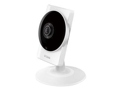 mydlink Home Panoramic HD Camera - Síová bezpečnostní kamera - barevný (Den a noc) - 1280 x 720 - pevné ohnisko - audio - bezdrátový - Wi-Fi - MJPEG, H.264 - DC 5 V