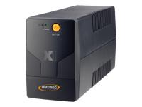 INFOSEC X1 EX 500 - onduleur - 500 VA