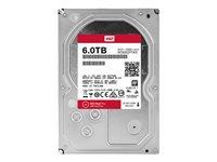 WD Red Pro NAS Hard Drive WD6002FFWX - Hard drive - 6 TB