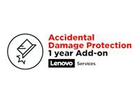 Lenovo Accidental Damage Protection - Accidental damage coverage - 1 year - for IdeaPad D330-10; IdeaPad Miix 320-10; 510-12; Miix 520-12; 630-12Q35; YOGA Book ZA0W