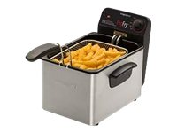 Presto ProFry 05461 - Deep fryer - 1800 W - stainless steel