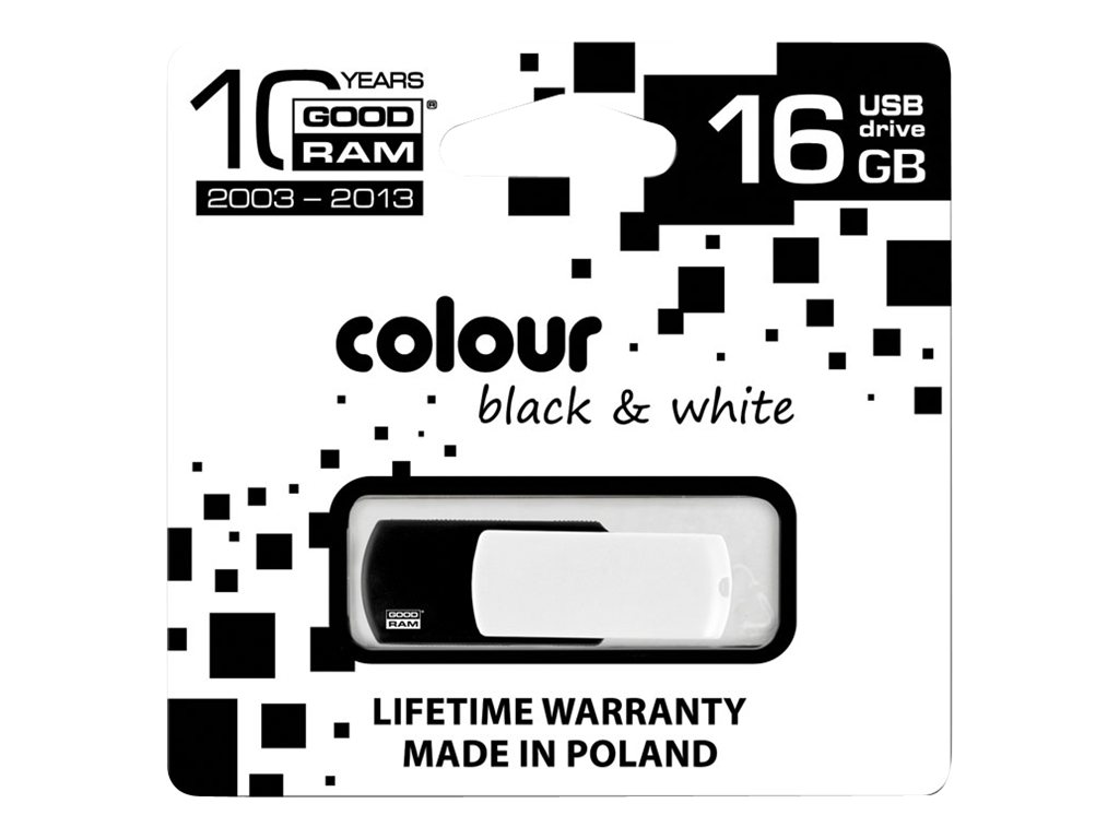 GOODRAM Colour - clé USB - 16 Go