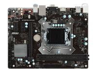 MSI H110M PRO-VH PLUS Bundkort micro-ATX LGA1151 Socket H110