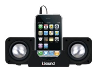 dreamGEAR i.Sound 2X Portable Speaker System