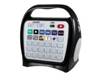 Ergoguys Juke24 - Portable karaoke - 4 GB - black