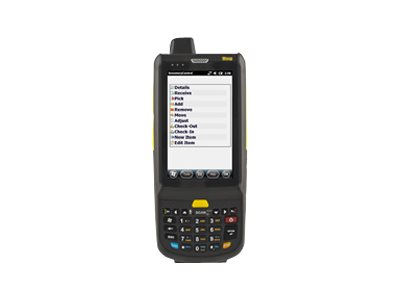 """Wasp HC1 - Data collection terminal - Win Embedded Handheld 6.5 - 512 MB - 3.8"""" TFT (640 x 480) - barcode reader - (laser) - microSD slot - Wi-Fi"""