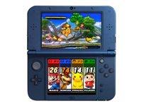 New Nintendo 3DS XL Håndholdt spillekontrolenhed metalblå