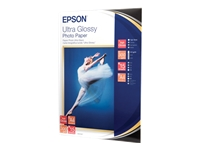 Epson Ultra Glossy Photo Paper - papier photo brillant - 15 feuille(s)