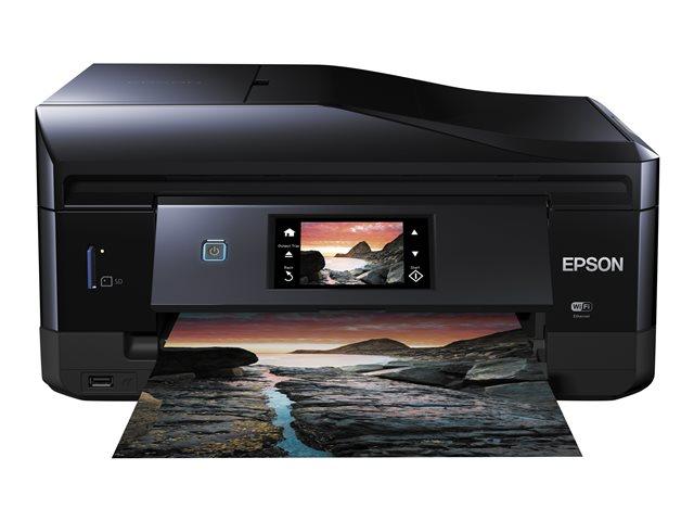 Image of Epson Expression Photo XP-860 - multifunction printer ( colour )