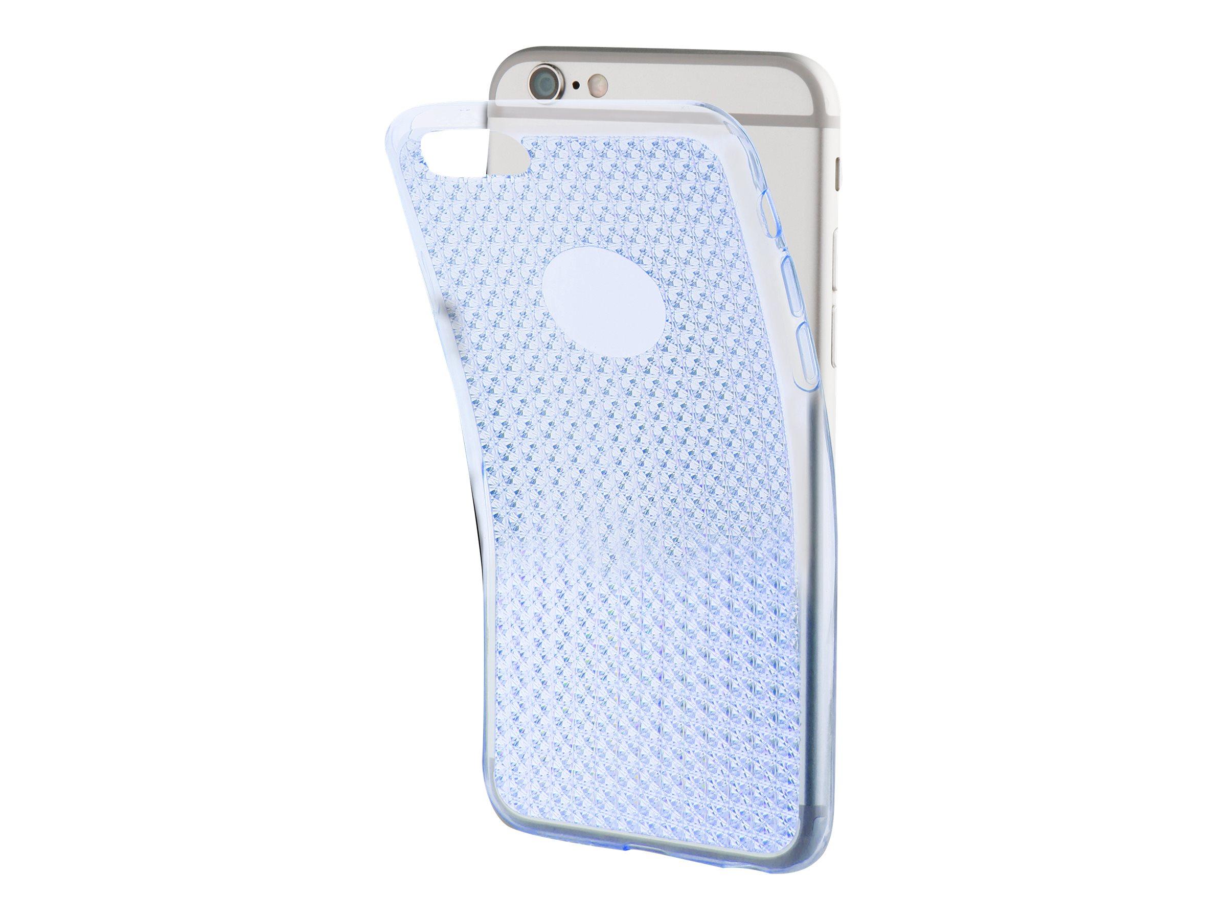 MUVIT LIFE KALEI - Coque de protection pour iPhone 7 Plus - bleu