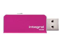 Integral Europe Cl�s USB INFD16GBCHRPK